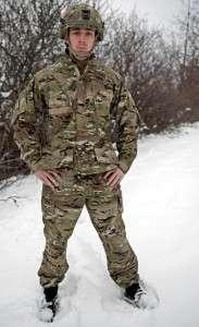 Dansk Multicam uniform : M/11 (tryk for stort billede) Foto : FMT