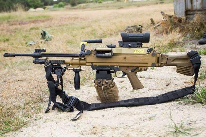 HK 121. Foto: Forsvaret