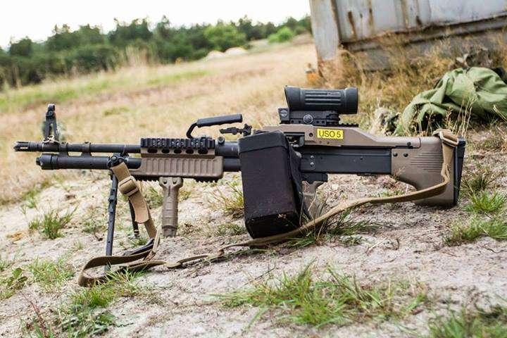 M60. Foto: Forsvaret