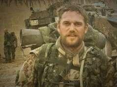 Marcus Knuth i Afghanistan