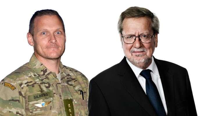 Mads Silberg og Per Stig Møller
