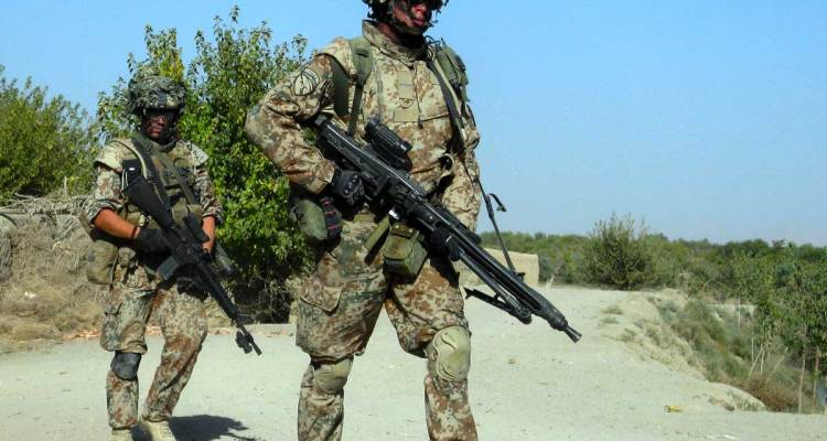 Erfaringsopsamling afghanistan