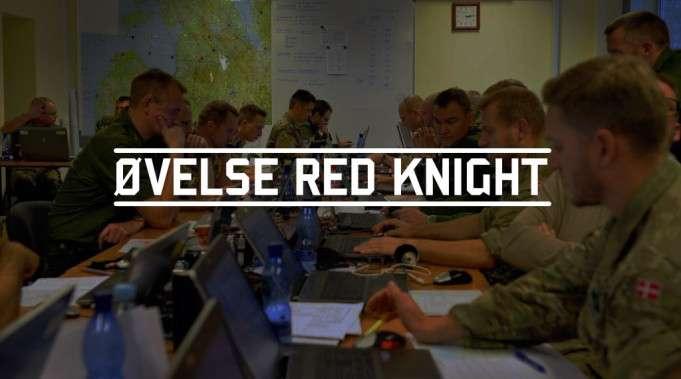 Øvelse red knight
