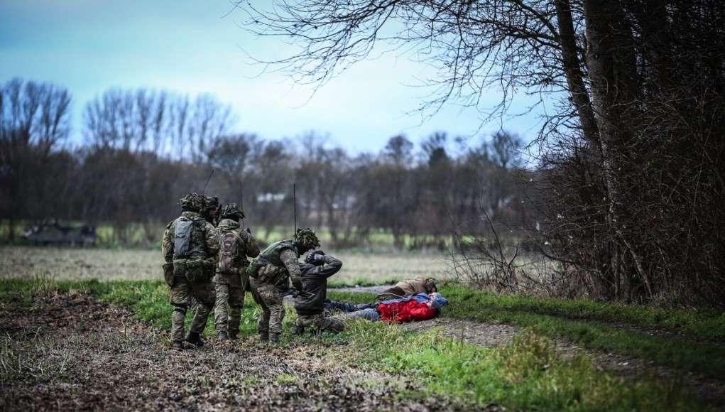 1. kompagni, 2. PNINF bataljon, 2. brigade - Reaktionskampgruppe 2015-1.