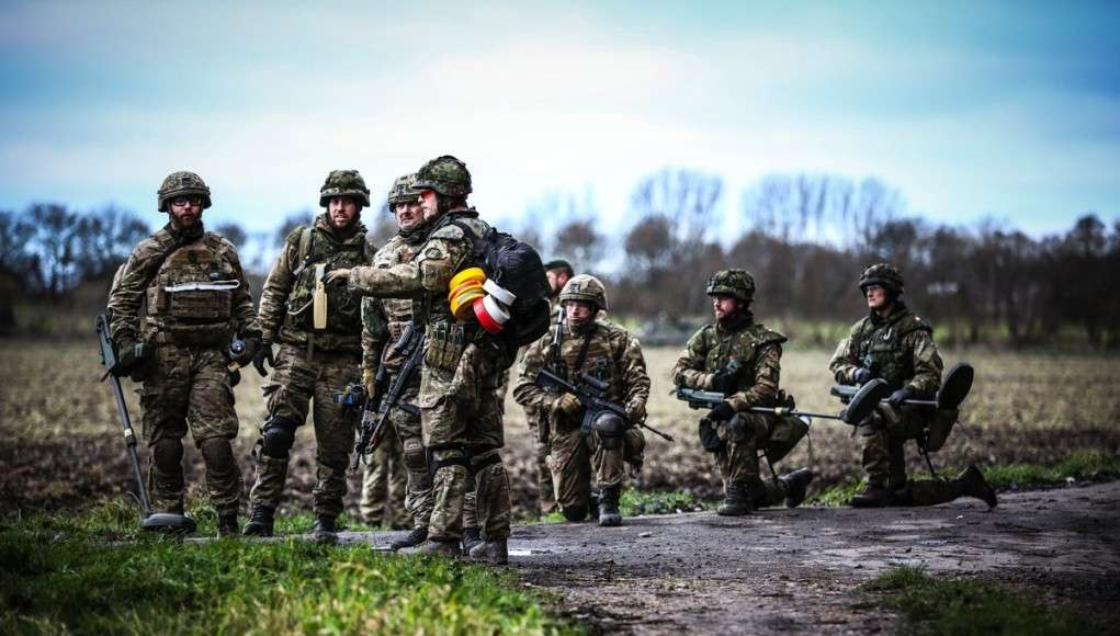 Koordinering ifht opgaven - 2. EOD bataljon