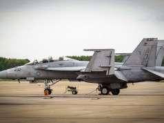 F-18 Super Hornet Boeing Denmark