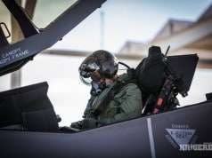 F-35. Foto: C. Sundsdal - krigeren.dk