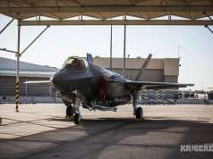 F-35 Foto: krigeren.dk