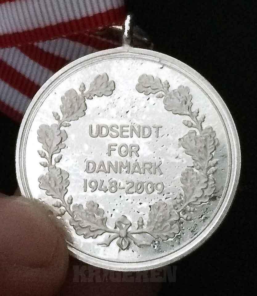wiki Forsvarets Medalje for International Tjeneste