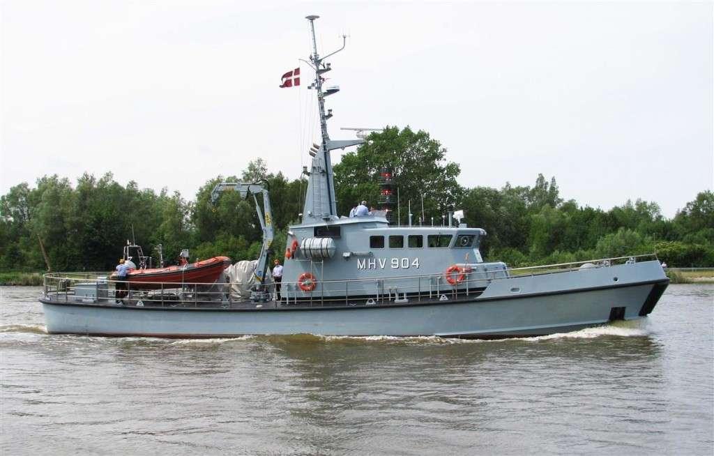 MHV 904 LYØ - Foto Hjemmeværnet