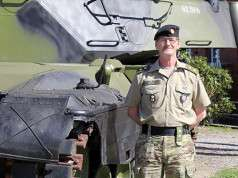Oberst Bjarne Højgaard Jensen. Foto: Forsvaret.dk - kaptajn P.B. Jørgensen