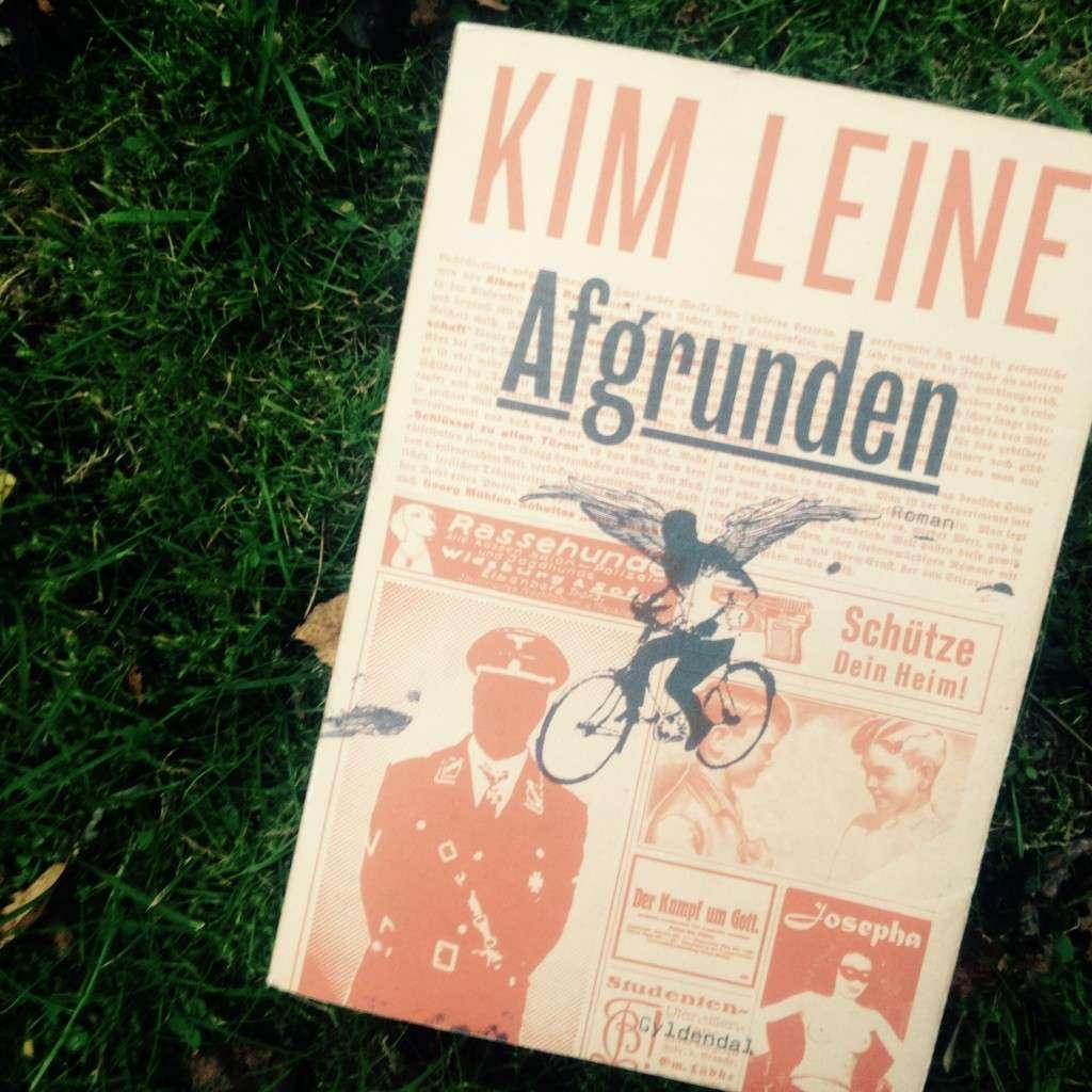 Kim Leine, Afgrunden, Jimmy Solgaard