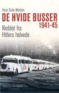 De Hvide Busser bogomslag