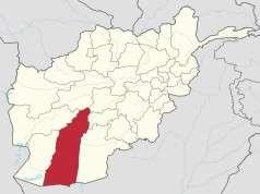 Helmand-provinsen Afghanistan