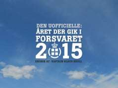 Året der gik i Forsvaret 2015