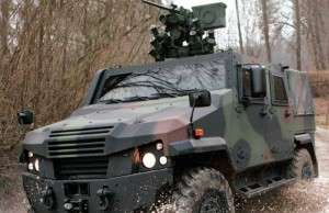 General Dynamics European Land System Mowag - Eagle 5