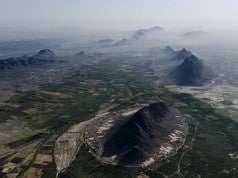 Arghandab River Valley mellem Kandahar og Lashkar Gah. Foto: Mark Ray