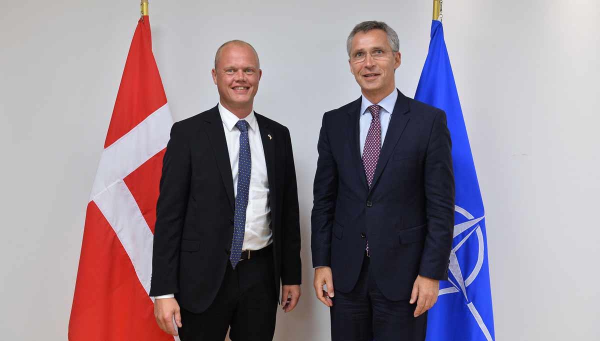 Nato-lande kigger med forventning på dansk minister