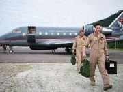 Dansk Challenger i Operation Ocean Shield (2012) - Foto: Rune Dyrholm