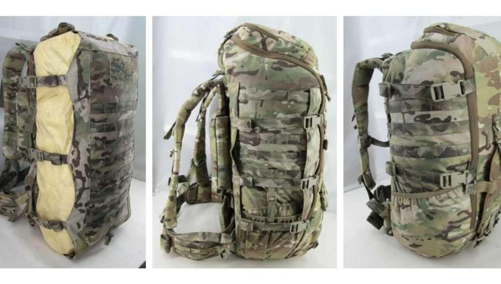 Forsvarets nye rygsække M17