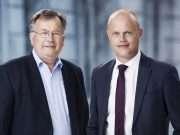 Claus Hjort og Peter Christensen