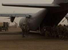 Flyvevåbnet i Mali. Foto Forsvaret