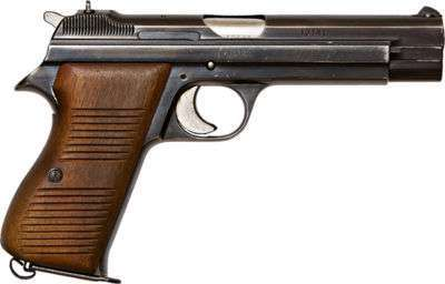 Pistol M/49 - SIG 210 - Neuhausen