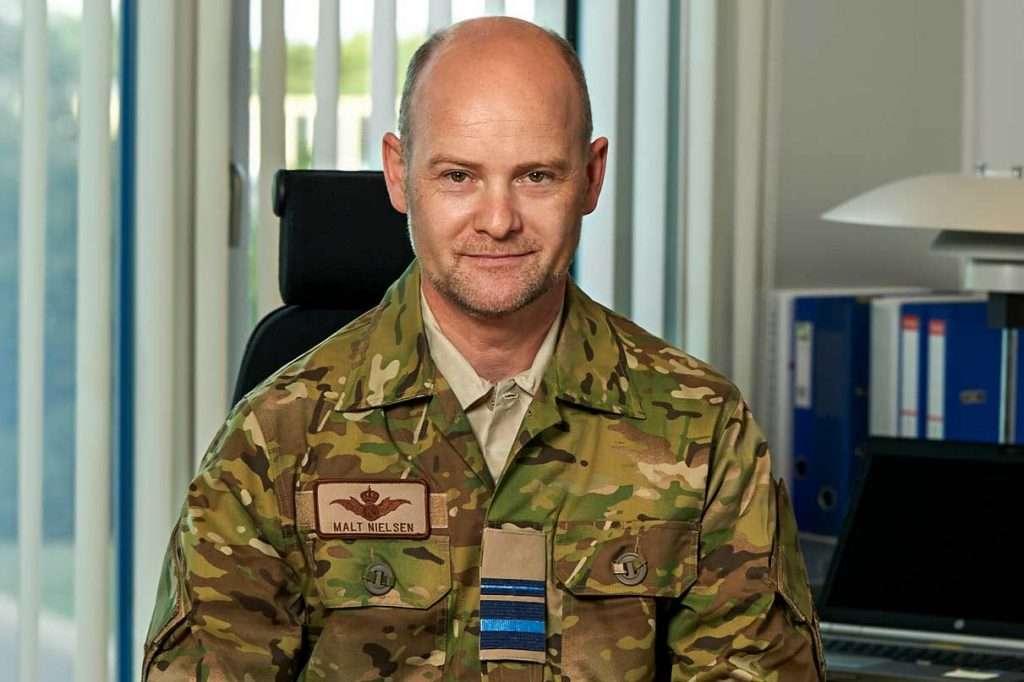 Max Arthur Lund Thorsø Nielsen udnævnes til generalløjtnant og tiltræder som viceforsvarschef fra den 1. november 2017. Max Arthur Lund Thorsø Nielsen er 53 år og er pt. chef for Flyverstaben i Værnsfælles Forsvarskommando.