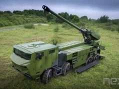 CAESAR 8x8 - Nexter Systems