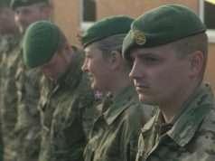 TV2Nord rapportage/ dokumentar på Aalborg kaserner. I regimentets Theneste