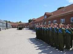 Værnepligts hold aug. 2015 Livgarden. Foto: Krigeren.dk