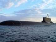 Verdens største ubåd. Dmitrij Donskoij. Foto: Mil.ru